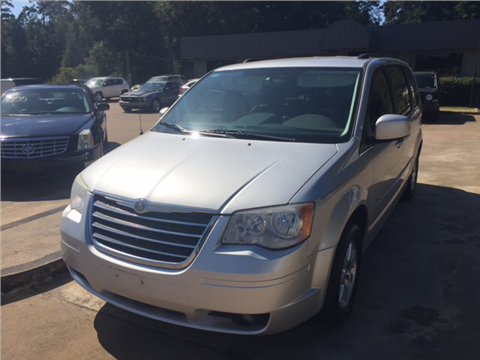 2008 Chrysler Town and Country for sale in Nacogdoches, TX