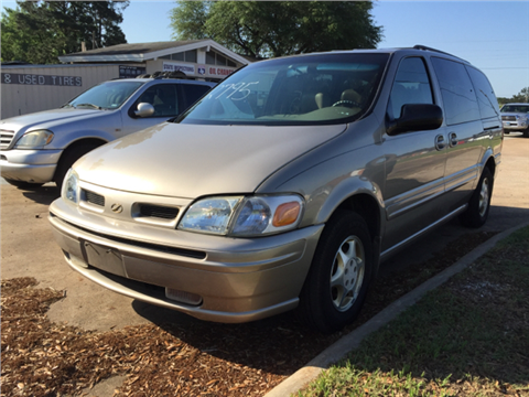 2000 Oldsmobile Silhouette for sale in Nacogdoches, TX