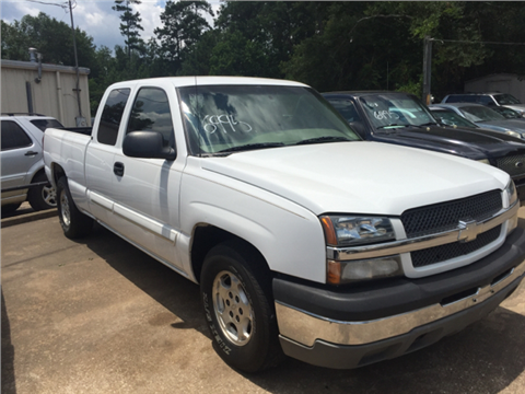 2003 Chevrolet Silverado 1500 for sale in Nacogdoches, TX