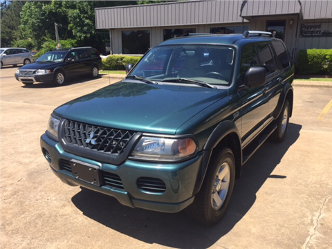 2004 Mitsubishi Montero Sport For Sale In Nacogdoches, TX