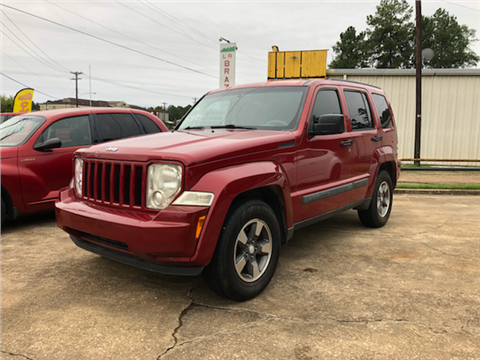 2008 Jeep Liberty for sale in Nacogdoches, TX