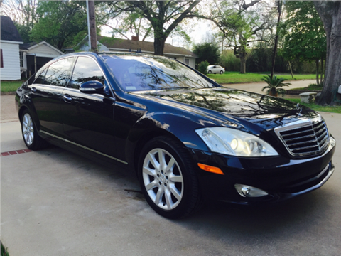 2007 Mercedes-Benz S-Class for sale in Nacogdoches, TX