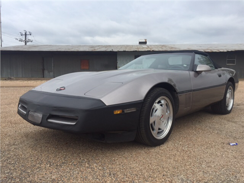 1988 Chevrolet Corvette for sale in Nacogdoches, TX