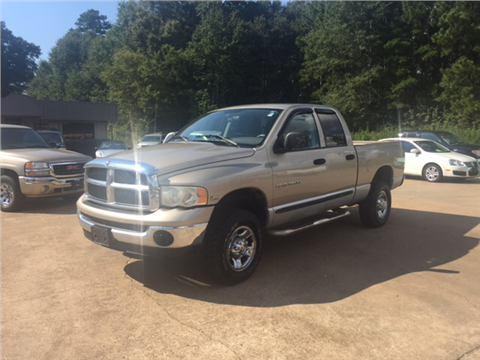 2004 Dodge Ram Pickup 2500 for sale in Nacogdoches, TX