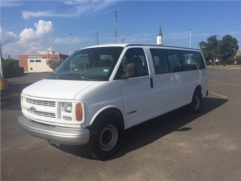 1999 Chevrolet Express Passenger for sale in Nacogdoches, TX