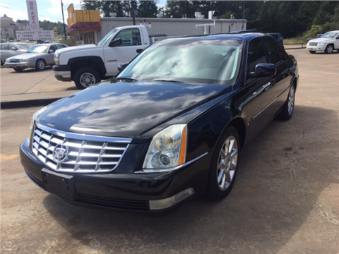 2008 Cadillac DTS for sale in Nacogdoches, TX