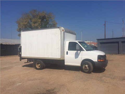 2008 Chevrolet G3500 for sale in Nacogdoches, TX
