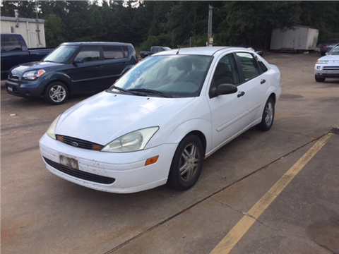 2002 Ford Focus for sale in Nacogdoches, TX