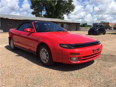 1993 Toyota Celica for sale in Nacogdoches, TX