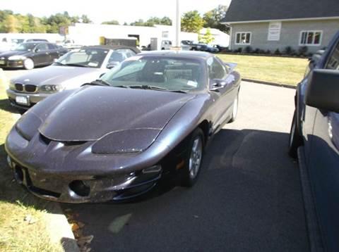 1999 Pontiac Firebird for sale in Midland Park, NJ