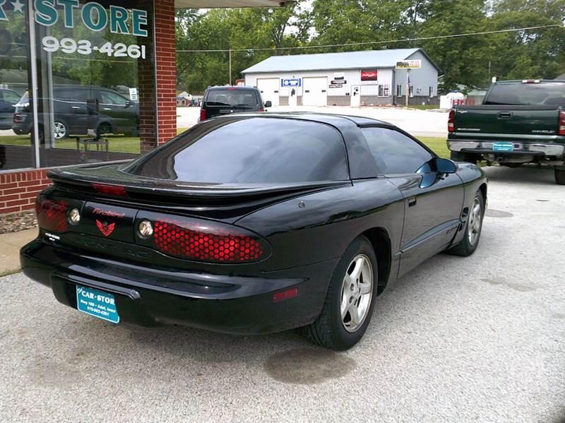 1998 Pontiac Firebird 2dr Hatchback - Adel IA