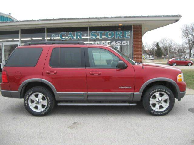 2005 Ford Explorer 4dr XLT 4WD SUV - Adel IA