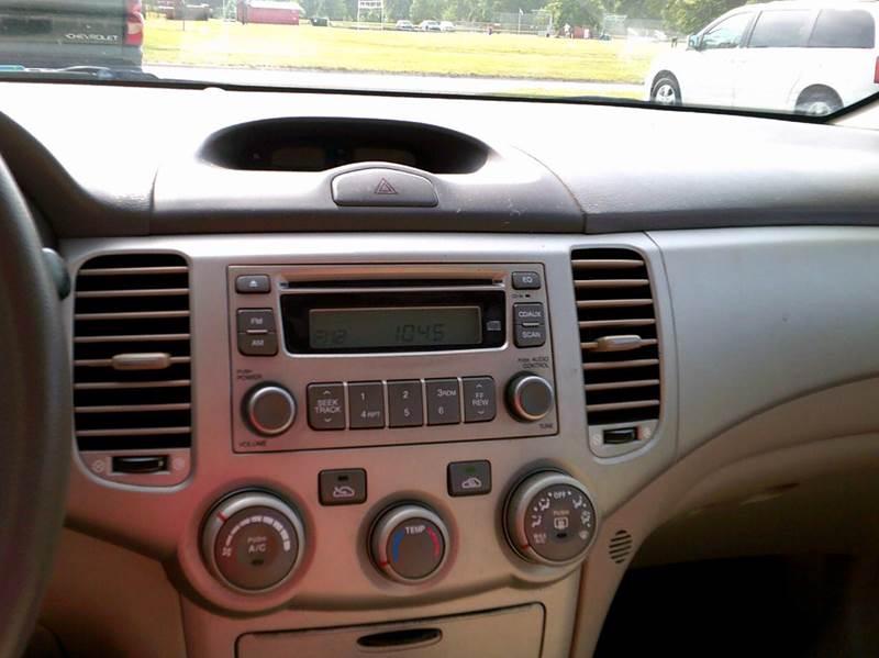 2008 Kia Optima LX 4dr Sedan (2.4L I4 5A) - Adel IA