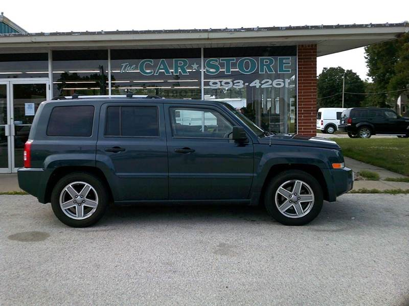 2007 Jeep Patriot 4x4 Limited 4dr SUV - Adel IA