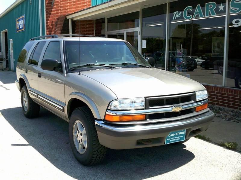 2000 Chevrolet Blazer 4dr LS 4WD SUV - Adel IA