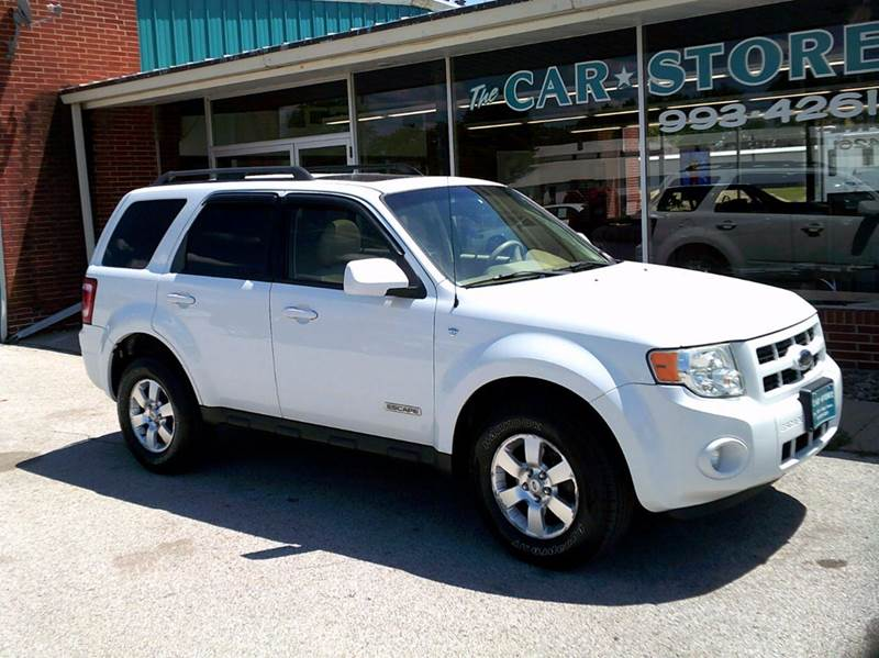 2008 Ford Escape AWD Limited 4dr SUV - Adel IA