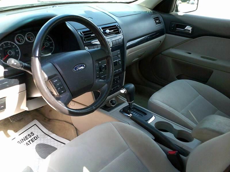 2007 Ford Fusion I-4 SEL 4dr Sedan - Adel IA