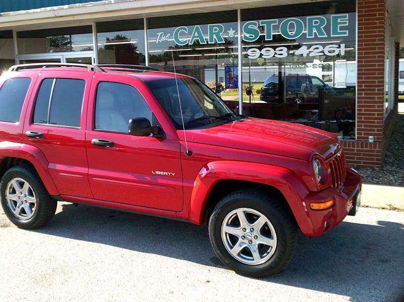 2004 Jeep Liberty Limited 4WD 4dr SUV - Adel IA