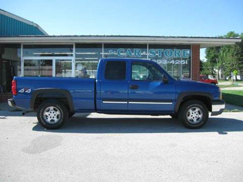 2004 Chevrolet Silverado 1500 for sale in Adel, IA