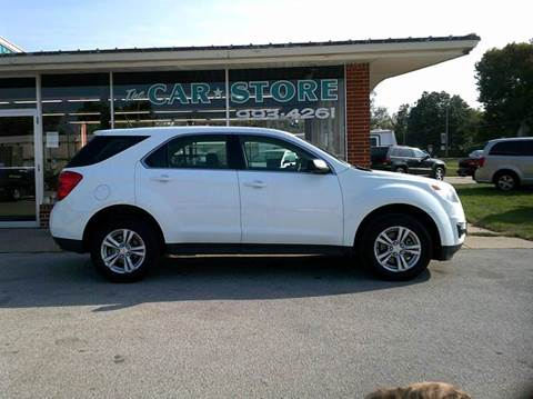 2010 Chevrolet Equinox for sale in Adel, IA