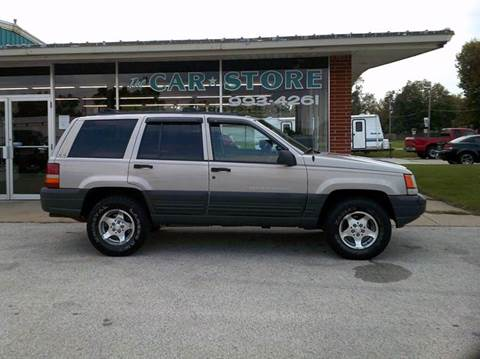 1997 Jeep Grand Cherokee for sale in Adel, IA