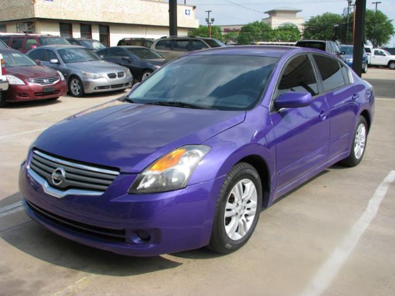 2008 Nissan Altima 25 S 4dr Sedan Cvt In Irving Tx Auto Limits Group