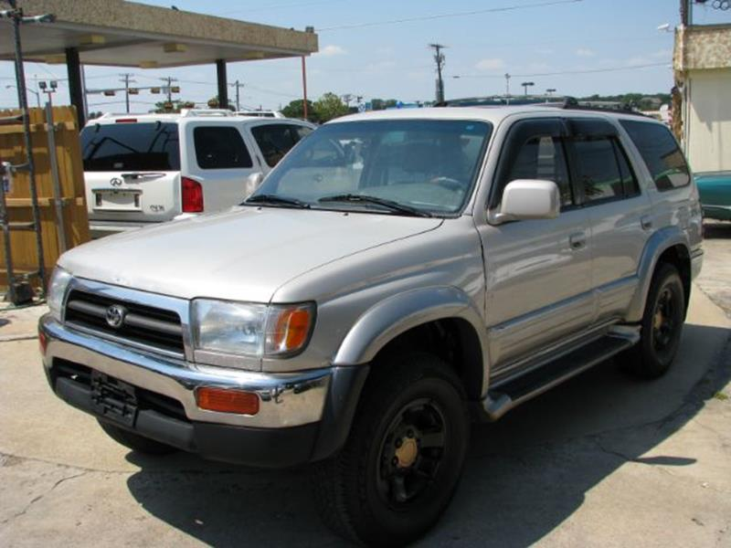 1998 Toyota 4Runner 4dr Limited 4WD SUV   Irving TX