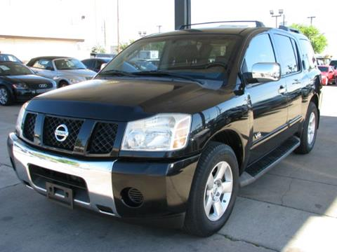 2007 Nissan Armada for sale in Irving, TX