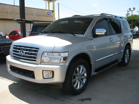 2008 Infiniti QX56 for sale in Irving, TX