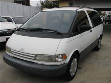1993 Toyota Previa for sale in Irving, TX