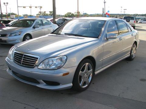 2004 Mercedes-Benz S-Class for sale in Irving, TX