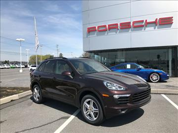 2017 Porsche Cayenne for sale in Lancaster, PA