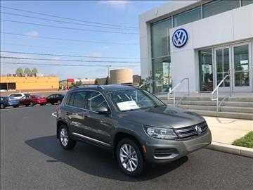 2017 Volkswagen Tiguan for sale in Lancaster, PA