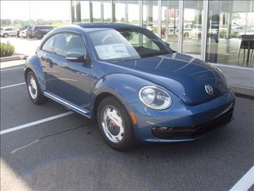 2016 Volkswagen Beetle for sale in Lancaster, PA