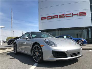 2017 Porsche 911 for sale in Lancaster, PA