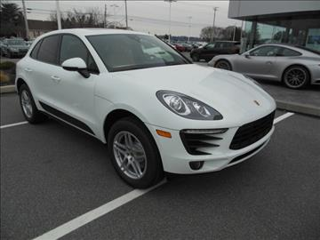2017 Porsche Macan for sale in Lancaster, PA