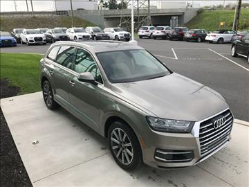 2017 Audi Q7 for sale in Lancaster, PA