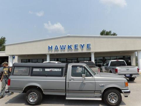 1990 Ford F-150 for sale in Red Oak, IA