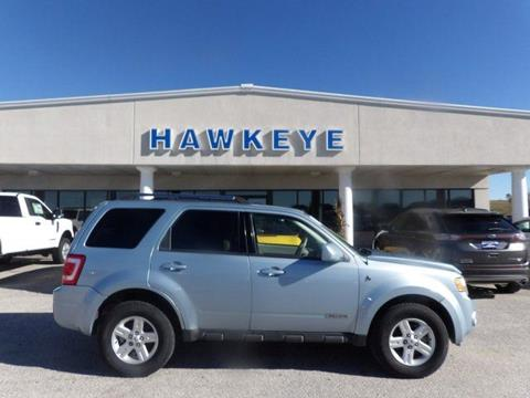 2008 Ford Escape Hybrid for sale in Red Oak, IA