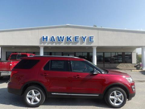 2017 Ford Explorer for sale in Red Oak, IA