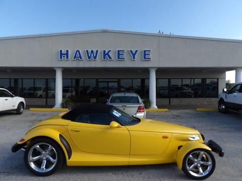 2002 Chrysler Prowler for sale in Red Oak, IA