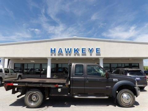 2006 Ford F-450 Super Duty for sale in Red Oak, IA