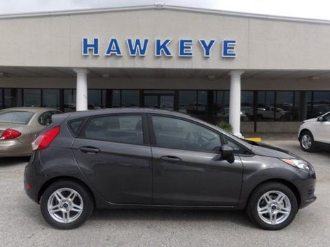 2017 Ford Fiesta for sale in Red Oak, IA