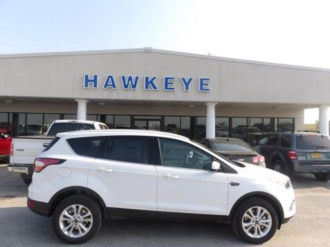 2017 Ford Escape for sale in Red Oak, IA