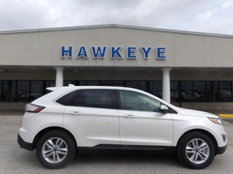 2017 Ford Edge for sale in Red Oak, IA