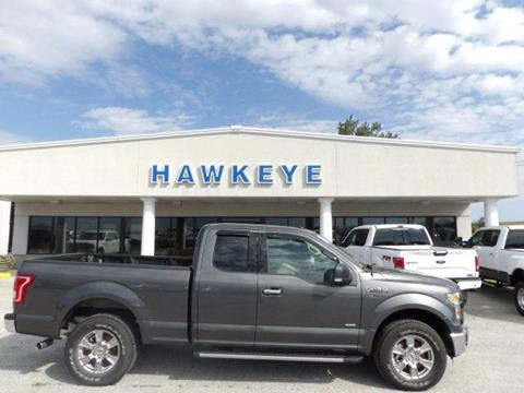 2016 Ford F-150 for sale in Red Oak, IA