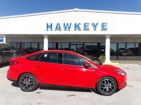 2017 Ford Focus for sale in Red Oak, IA