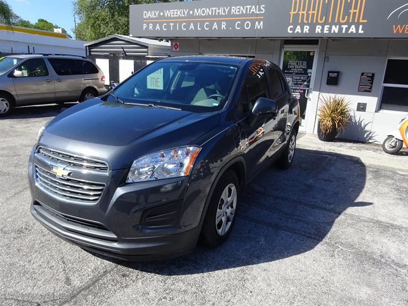 2016 Chevrolet Trax Ls In Sarasota Fl Dewitt Motor Sales