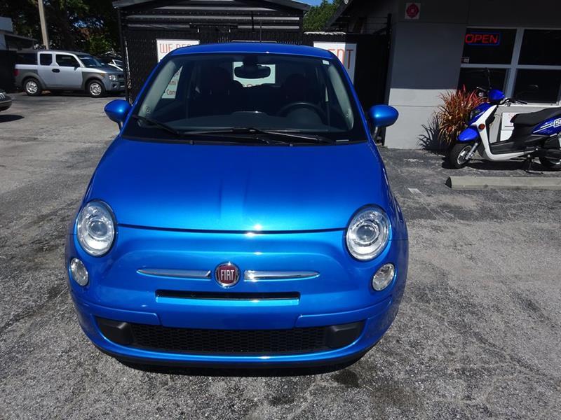Fiat for sale in sarasota fl for Mlc motor cars sarasota fl