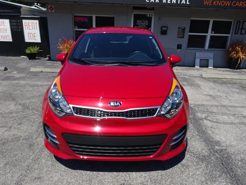 2016 Kia Rio5 for sale in Sarasota, FL
